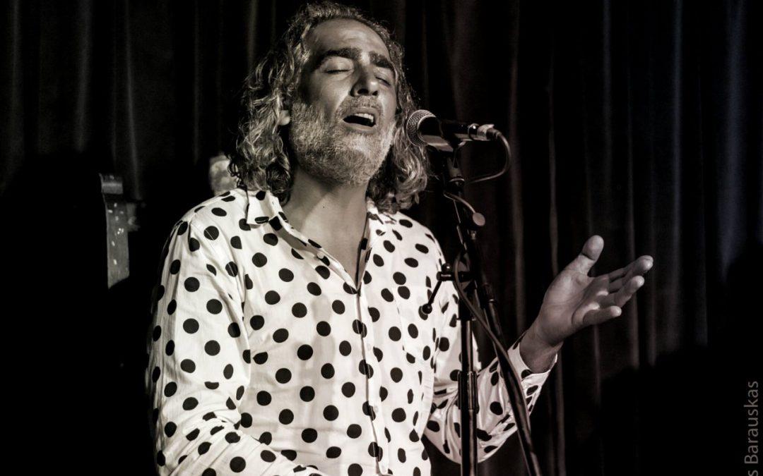 Senén Sentío: El flamenco que llegó a nuestra frontera
